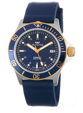 Glycine Combat-Sub-Steel 3863.38.B6 -  