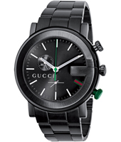 Gucci G-Round-chrono-black YA101331 -