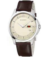 Gucci G-Timeless-Slim-Ivory YA126303 - 2012 Spring Summer Collection