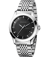 Gucci G-Timeless-Medium-Black YA126402 - 2012 Spring Summer Collection
