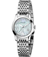 Gucci G-Timeless-Small-12-Diamonds YA126504 - 2012 Spring Summer Collection