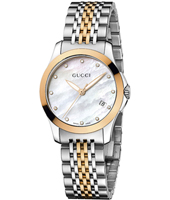 Gucci G-Timeless-Small-12-Diamonds YA126514 - 2012 Spring Summer Collection