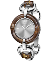 Gucci Bamboo  35mm Ladies Bracelet Watch with Bamboo Case