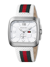 Gucci Gucci-Coupe-white YA131303 - 2012 Fall Winter Collection