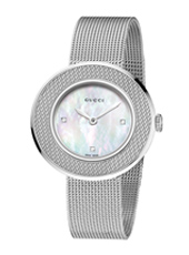 Gucci U-Play-Mother-Of-Pearl YA129517 - 2012 Spring Summer Collection