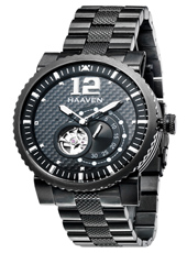 Haaven Automatic-Black-Bracelet 90902BK-BK - 2013 Spring Summer Collection