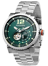 Haaven Automatic-SS-Green 90902M-GR - 2013 Spring Summer Collection