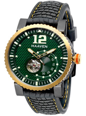 Haaven Automatic-Rubber-Green 90902R-GR - 2013 Spring Summer Collection