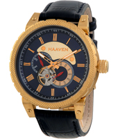Haaven Automatic-Leather-GP/Gold 9309-03 - 2013 Spring Summer Collection