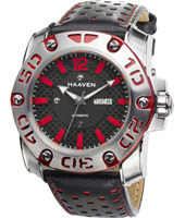 Haaven Automatic-SS-Leather 9310-01 - 2012 Spring Summer Collection