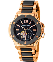 Haaven Automatic-IPR-Rose-Gold-Black-Ceramic-Bracelet 9315-04 - 2013 Spring Summer Collection