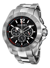 Haurex Aston-Chrono-Steel-Black 0A366UNR - 2011 Fall Winter Collection
