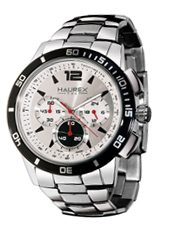 Haurex Premiere-Chrono-Silver 0A355USN - 2010 Spring Summer Collection