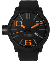 Haurex Turbina-Black-&-Orange 1N377UNO -