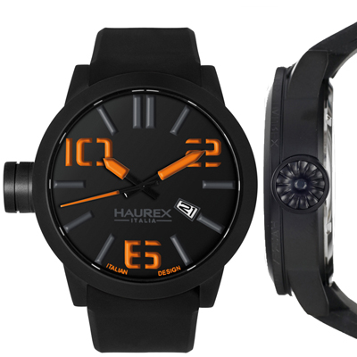 Haurex Turbina-Black-&-Orange 1N377UNO - 2012 Spring Summer Collection