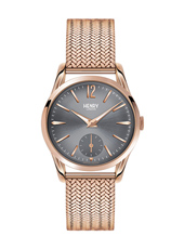 Finchley 30mm Rose Gold Ladies Watch with Small Second