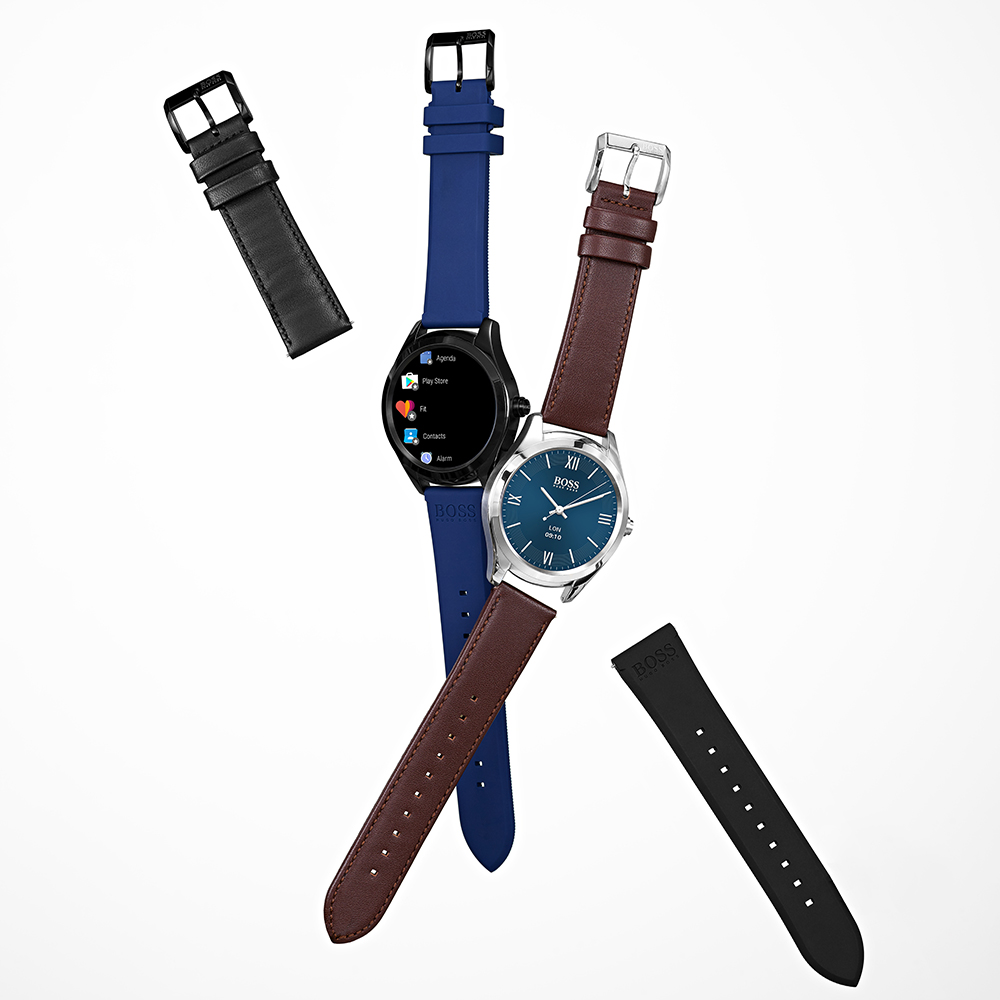 boss smartwatch touch