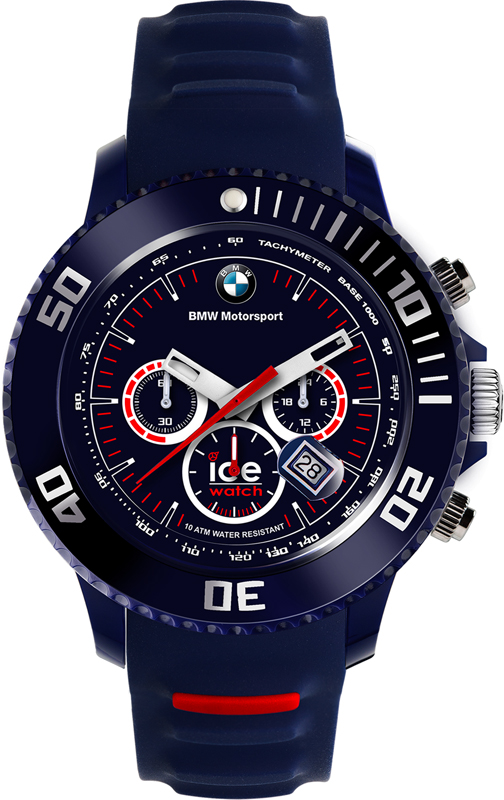 ice watch bm ch dbe b sili watch bmw motorsport. Black Bedroom Furniture Sets. Home Design Ideas