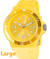 Ice Watch Classic-Solid-Big-Yellow CS.YW.B.P.10 -