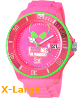 Ice Watch FMIF-Sili-Pink-Green-Extra-Big FM.SS.FPH.BB.S11 -