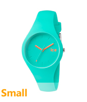 Ice-Chamallow Cockatoo Green & Orange Watch Size Small