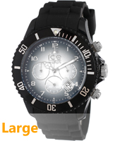 Ice Watch Ice-Chrono-Black-Shine-Big IB.CH.BSH.B.S.11 -