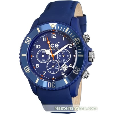 Ice-Watch Ice-Chrono Blue Big montre