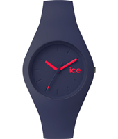 Ice-Forest Graystone blue watch size medium
