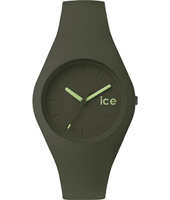 Ice-Forest Olive green watch size medium