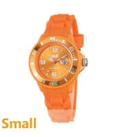 Ice-Forever Orange watch size Small
