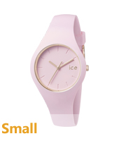 Ice-Glam Pastel Pastel Pink Watch, size Small