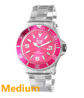 Ice Watch Ice-Pure-Pink-Medium PU.PK.U.P.12 -