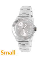 Ice Watch Ice-Pure-Silver-Small PU.SR.S.P.12 -  