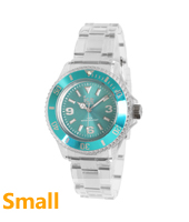 Ice Watch Ice-Pure-Turquoise-Small PU.TE.S.P.12 -