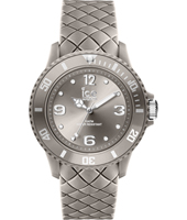007272 Ice-Sixty Nine 38mm Grey silicone fashion watch