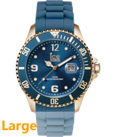 Ice-Style Oxford Blue watch size Big