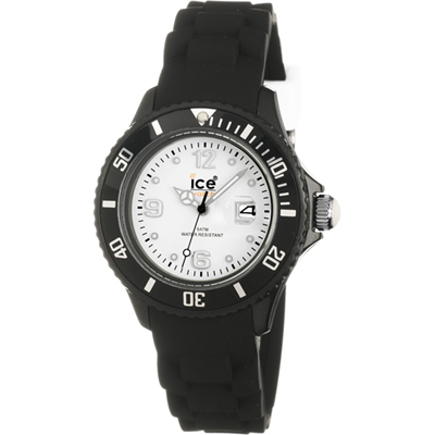 Ice Watch Ice-White-Small-Black-White SI.BW.S.S.10 - 2011 Spring Summer Collection