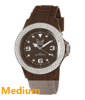 Ice Watch Stone-Sili-Medium-Brown ST.NS.U.S.10 -
