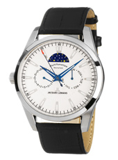 Jacques Lemans Liverpool-Moonphase 1-1596B -