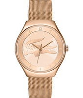 2000872 Valencia Rose gold ladies watch