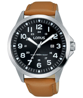 44mm Gents watch with date