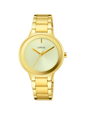 30mm Gold Ladies Design Watch