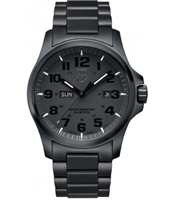 Atacama Field 45mm Black Coated Steel Day/Date Watch