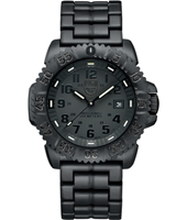 A.3052.BO Navy Seal Colormark  44mm All Black Black Carbon Dive Watch