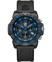 Luminox Navy-Seal-Chrono-Blue A.3083 - 2012 Spring Summer Collection