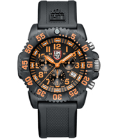 Luminox Navy-Seal-Chrono-Orange A.3089 - 2012 Spring Summer Collection