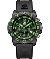 Luminox Navy-Seal-Chrono-Green A.3097 - 2012 Spring Summer Collection