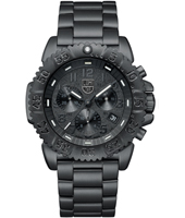 Luminox A.3182-Steel-Colormark-Chrono-Black-Out A.3182.BO - 2013 Spring Summer Collection