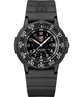 Luminox Original-Navy-Seals-Black A.3001 - 2012 Spring Summer Collection
