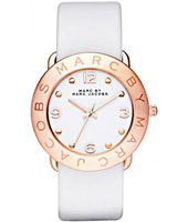 Marc Jacobs Amy-White-Rose-Gold MBM1180 - 2012 Fall Winter Collection